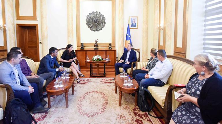 Kryeparlamentari Veseli me nismë për komision hetimor për listat e veteranëve të UÇK-së