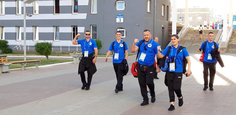 Sportistët kosovarë mësojnë kundërshtarët në Lojërat Evropiane