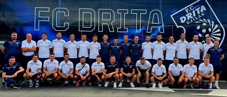 Njëmbëdhjetë futbollistë të rinj, Kf.Drita me 'fytyrë' tjetër në edicionin e ri