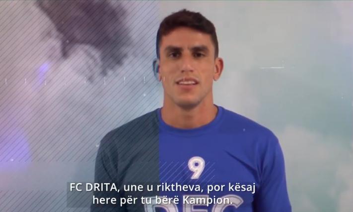 Braziliani Fortunado optimist për aventurën te Kf.Drita