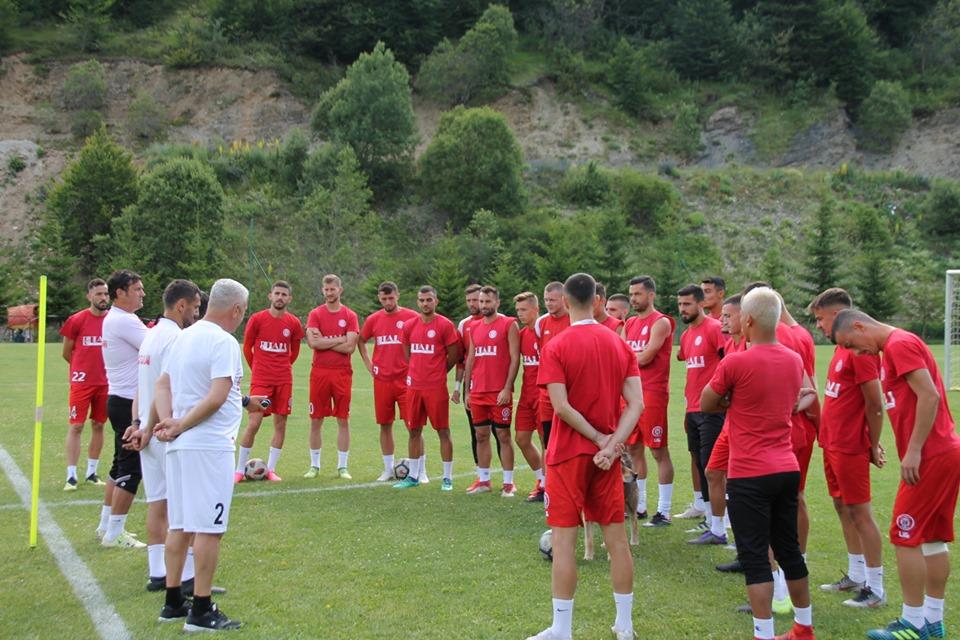 Gjilani gati për ndeshje, publikohet lista e futbollistëve