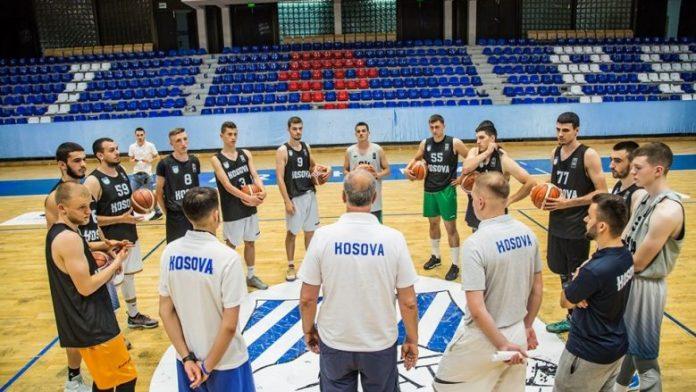 Lista e Kosovës U-20 në Evropian, short aspak i lehtë