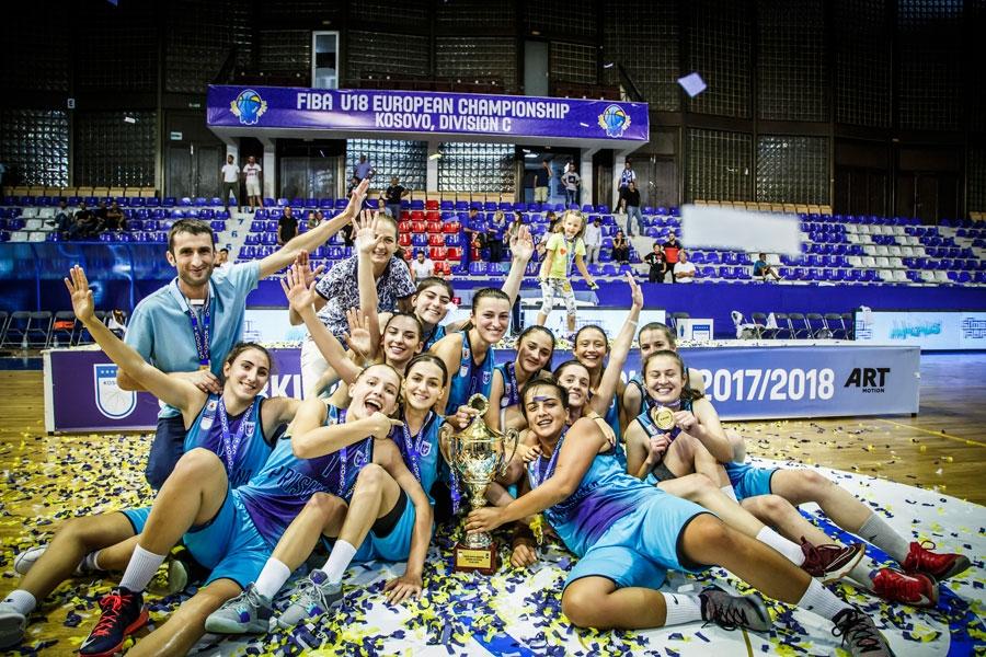"""KB.Prishtina për herë të parë në """"FIBA Europe Cup Women"""", mësohen kundërshtarët"""