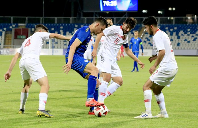Dalin në shitje biletat për ndeshjen Angli U21 – Kosovë U21
