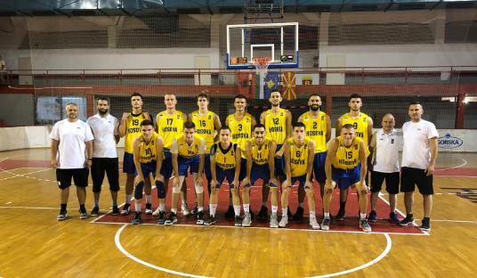 Përfaqësuesja e Kosovës në Basketboll e nis me humbje Kampionatin Evropian