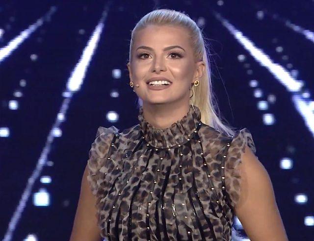 Marina Vjollca po rikthehet, emision në Tv Klan