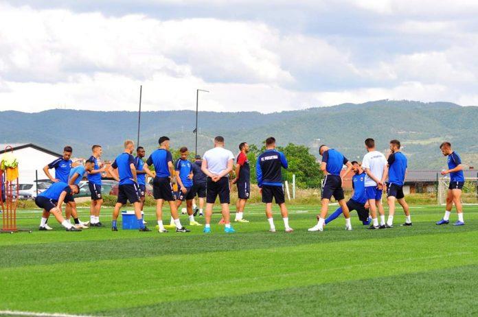 Prishtina organizon katër ndeshje miqësore-kontrolluese