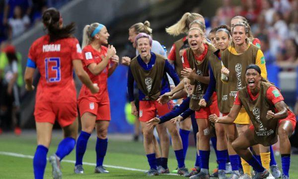 SHBA në finale të Kupës së Botës, thyen rekorde radhazi