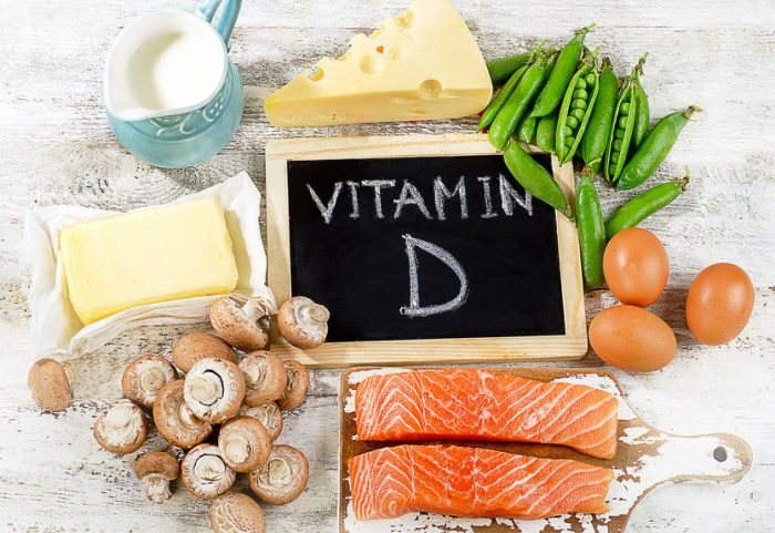 Pesë ushqimet për ta luftuar mungesën e vitaminës D gjatë dimrit