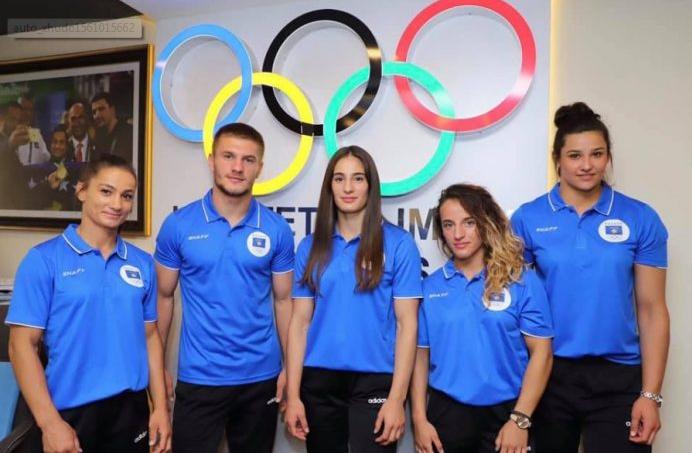 """Kosova me katër xhudistë në Grand Slam """"Abu Dhabi 2019"""""""