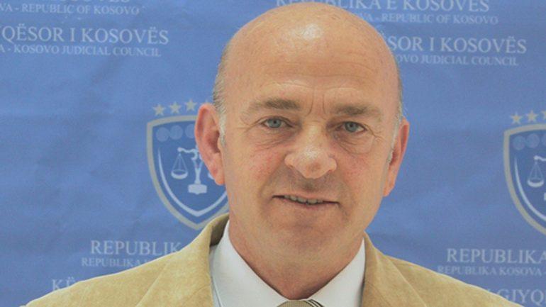 Gjyqtari Berat Spahiu fillon punën në Degën e Gjykatës Themelore në Viti