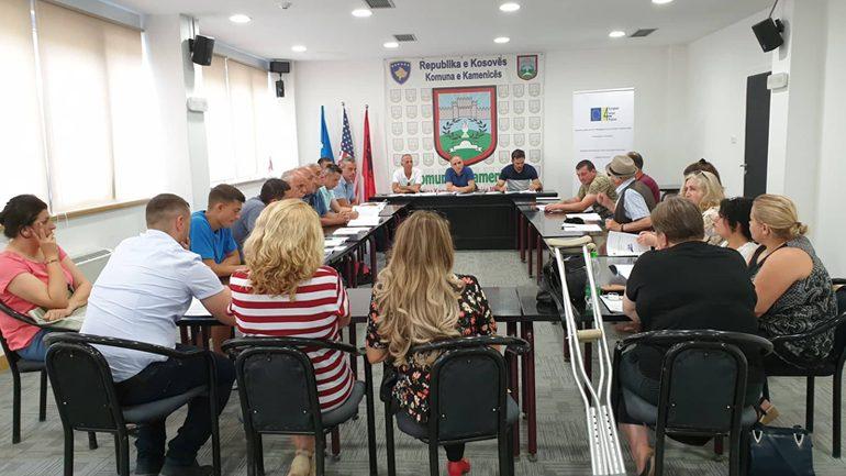 DardanaPress paraqet raportin e Monitorimit të Kuvendit Komunal në Kamenicë