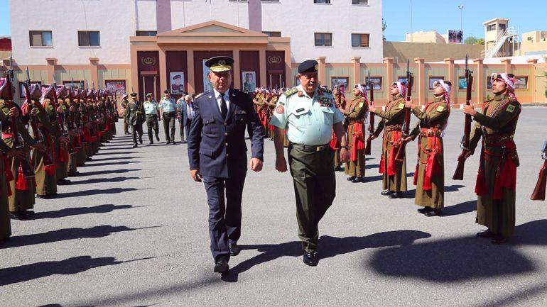 Komandanti i FSK-së po qëndron për vizitë zyrtare në Jordani