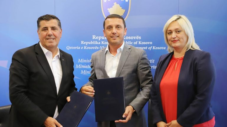 MKRS investon 2,6 milion euro në komunën e Gjilanit
