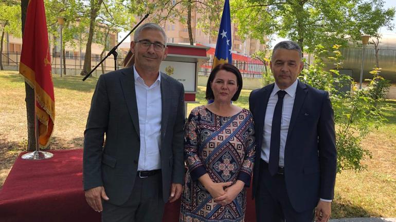 Mali i Zi me konsullatë nderi në Gjilan