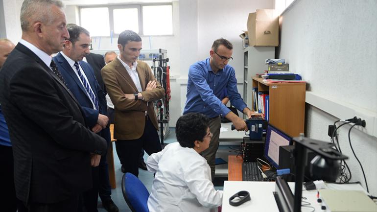 Përurohen laboratorët e kalibrimit të radarëve dhe alkoolmetrave
