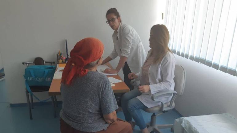 Ofrohen shërbime shëndetësore për të moshuarit në Letnicë