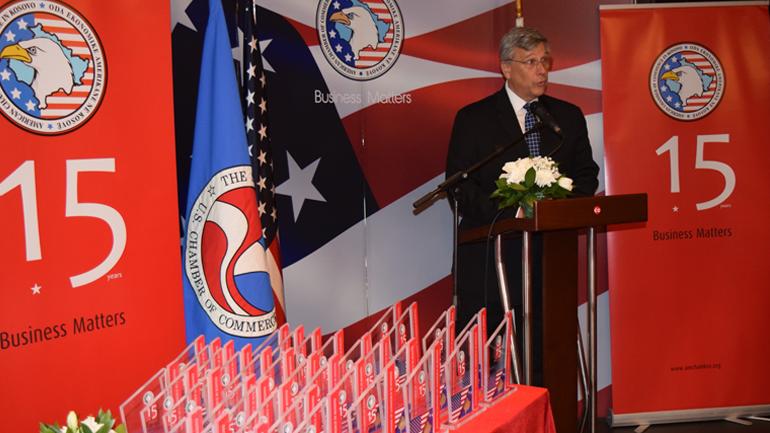 Oda Amerikane ndan mirënjohjet e Partneritetit SHBA-Kosovë
