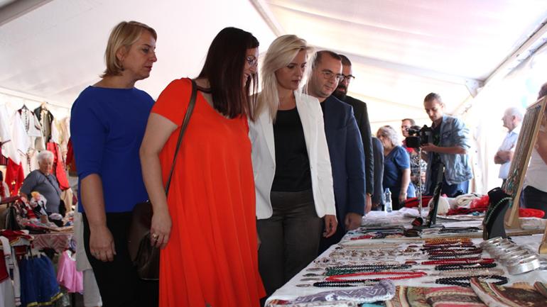 """Hapet në Gjilan panairi """"Gratë në biznes dhe artizanate tradicionale"""""""