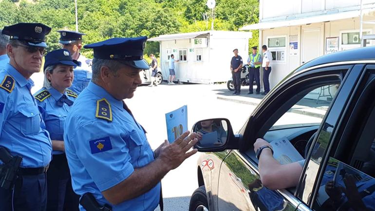 Policia e Kosovës vazhdon të apelojë për kujdes të shtuar nga pjesëmarrësit në trafik
