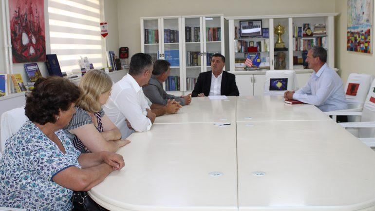 """Gjilani së shpejti nis investimet në ndërtim të infrastrukturës në lagjen """"Porodin"""""""