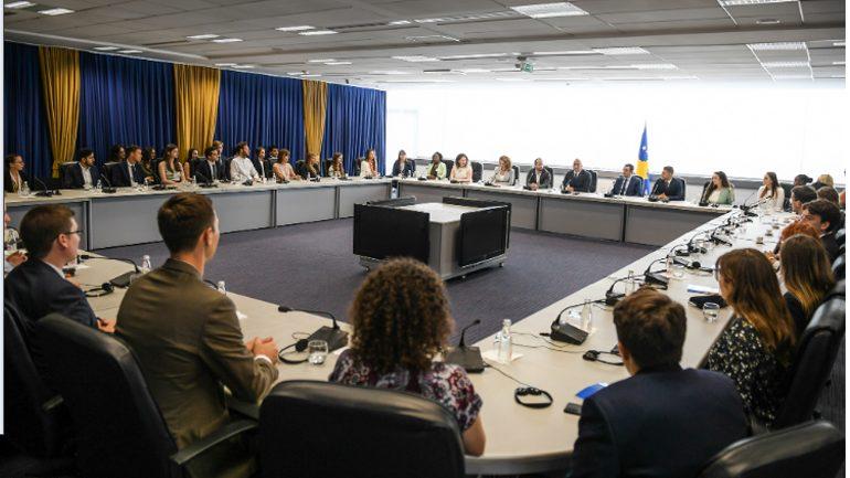 Haradinaj: Bota duhet ta njohë realitetin e Kosovës dhe atë se kush jemi ne