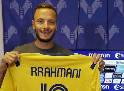 Zbulohet numri i Amir Rrahmanit në ekipin e ri