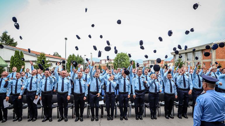 Diplomoi gjenerata e 41-të, e kadetëve të Shërbimit Korrektues