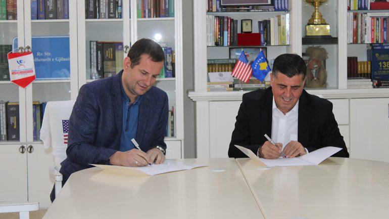 Nënshkruhet marrëveshja me Swisscontact për ta shëndërruar në zonë turistike Pendën e Livoçit
