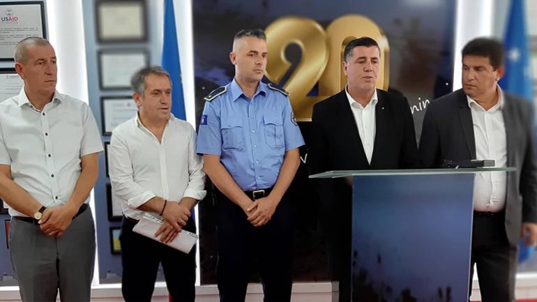Haziri: Gjilani ka vështirësi të furnizimit me ujë, por qytetarët nuk do mbeten pa të