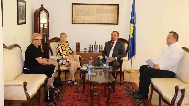 UNDP vazhdon të mbështesë Ministrinë e Punëve të Brendshme