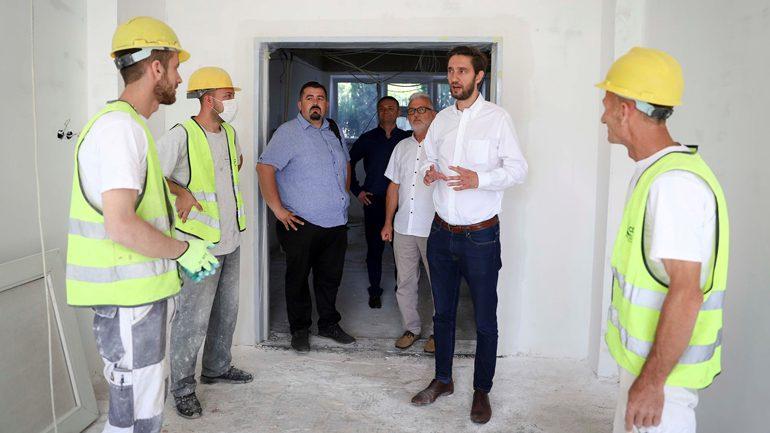 Ismaili: Spitali i Gjilanit ka pasur nevojë për investime