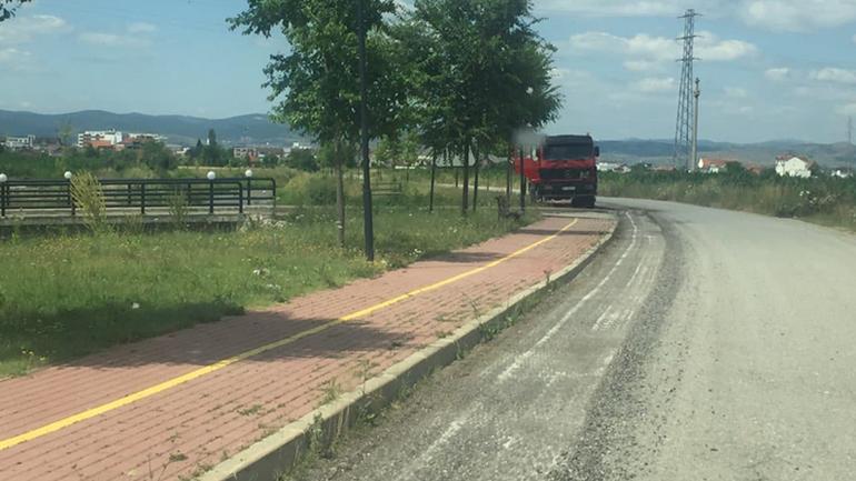 Filluan punimet në rivitalizimin e rrugës Viti-Binqë