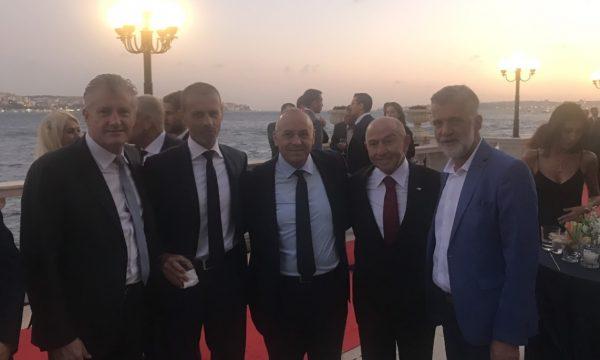 Presidenti i FFK-së në Stamboll, takime me krerët e federatave botërore
