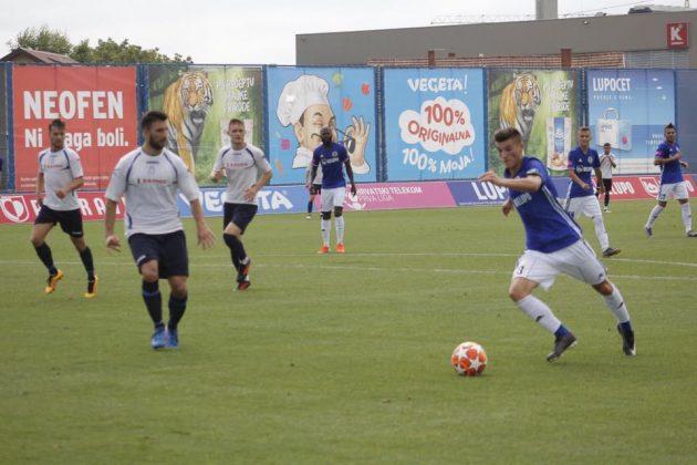 Alidema debuton me ekipin e parë të Slaven Belupo