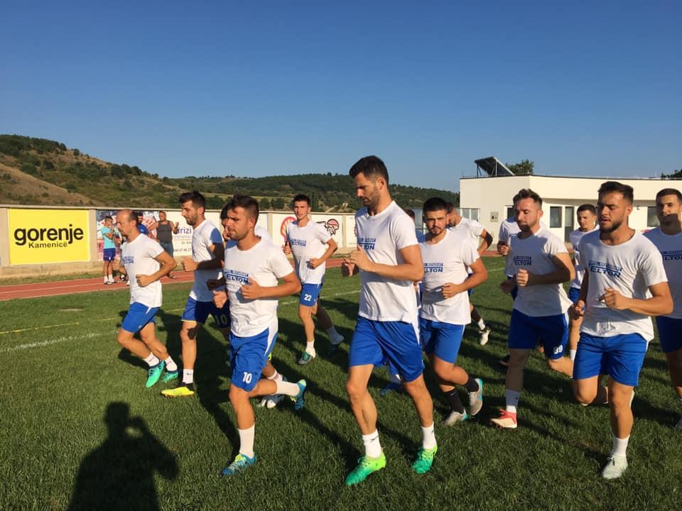 Kf.Kika në Durrës për fazën e fundit përgatitore