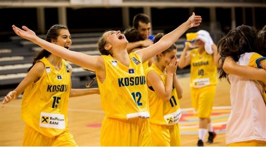 Kampionati Evropian FIBA U20 në Prishtinë, fillon shitja e biletave