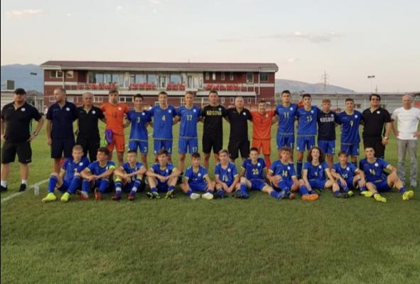 Kosova U15 mposhti Maqedoninë e Veriut