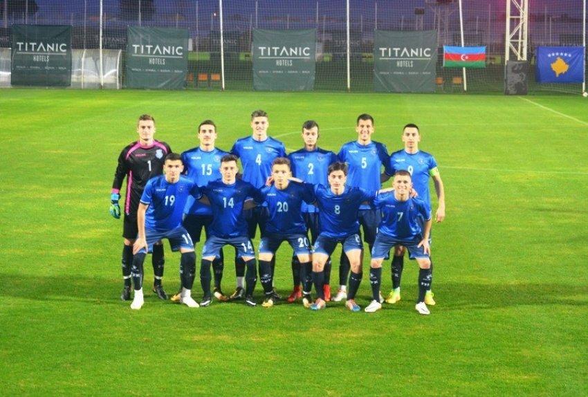 Kjo është Kosova U19, përzgjedhësi publikon listën