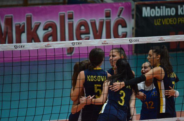 Kosova shënon fitoren e parë në kampionatin ballkanik