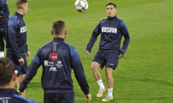 Lirim Kastrati kthehet te Kosova U21