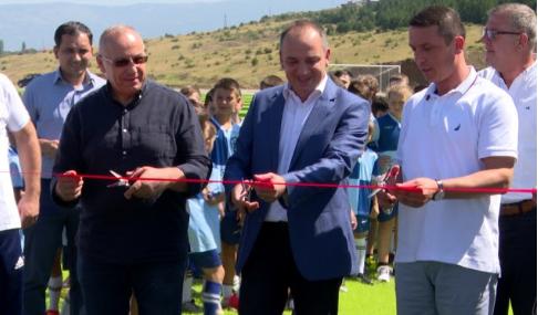 Prizreni bëhet me stadium të ri ndihmës