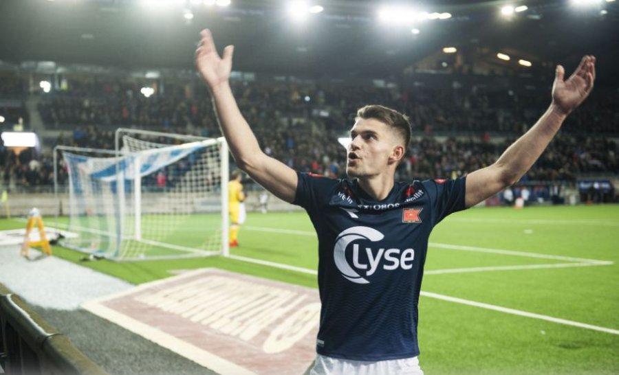 Kosovës i shtohet edhe një yll, futbollisti kompleton dokumentacionin