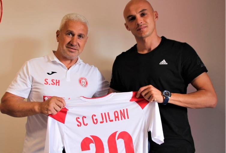 Trajneri Duro flet për transferimin e Shametit te Gjilani