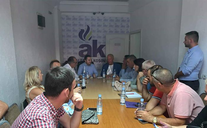 AKR: Me Ministrat e AKR-së, Anamoravës i është kthyer vëmendja