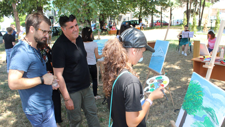 Gjilani me aktivitete të ndryshme në sport, art, letërsi e muzikë shënon 12 gushtin, Ditën e Rinisë