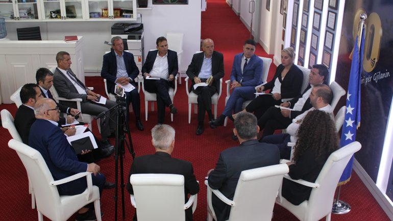 Qeverisja lokale mund të riformatohet, pohon Haziri