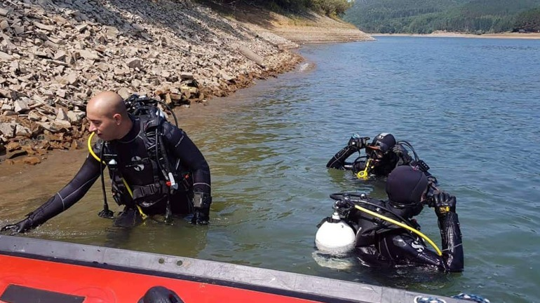 Njësia e Kërkim Shpëtimit e FSK-së në liqenin e Batllavës gjeti trupin e pajetë të të ndjerit Shaban Shabani