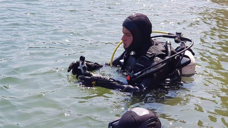 FSK-ja e angazhuar në operacionin e kërkimit për personin e zhdukur në Liqenin e Batllavës