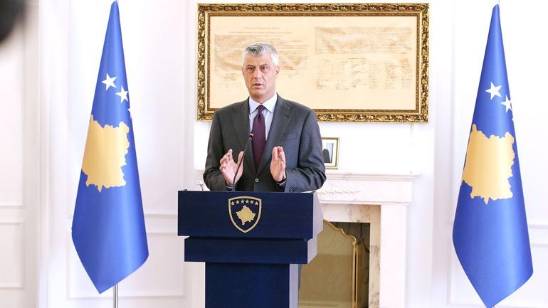 Presidenti Thaçi shpalli zgjedhjet, mbahen më 6 tetor 2019